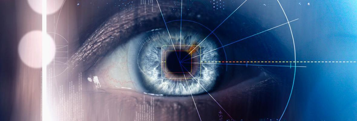 Картинки по запросу аутентификация по радужной оболочке глаза